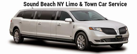 Sound Beach Limousine services