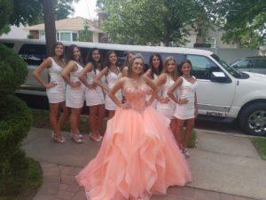 Prom Limo Service Near me