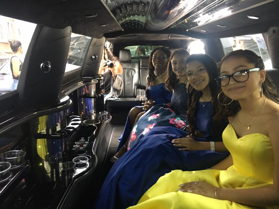 limo rental for prom